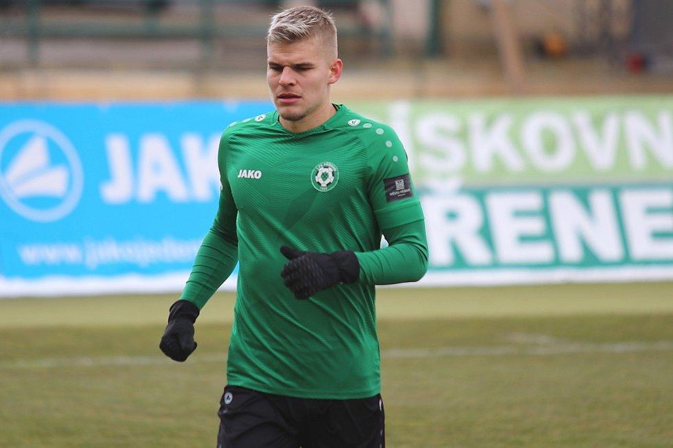 Martin Nový zaokrouhlil počet ligových startů na číslo sto.
