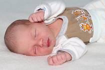 Jakub Beran se narodil 23. února 2019 s váhou 3,22 kg a mírou 51 cm Katce a Romanovi z Velká Léčice.