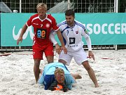 Central Europe Cup v plážové kopané.