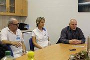 Spolupráce mezi školou a nemocnicí trvá už téměř desetiletí.