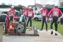 Jednotka Sboru dobrovolných hasičů Zalužany.