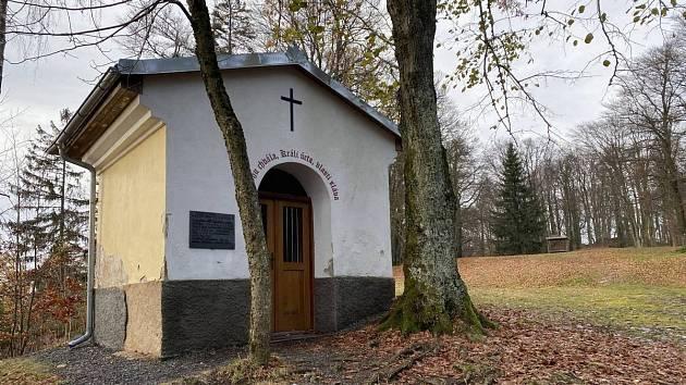 Kaple Třemšín.