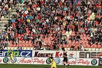 Gambrinus liga: Příbram - Sparta (0:3).