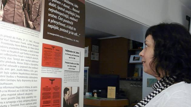 Výstavu v sedlčanském muzeu si mohu návštěvníci prohlédnout až do 12. května.