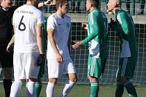 1. FK Příbram B - Hostouň 0:1