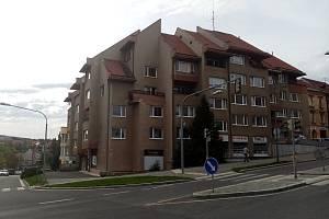 Městské kulturní centrum bude sídlit v přízemí tzv. Špalíčku na rohu ulic Milínská a Špitálská.