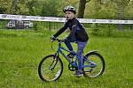 Cyklistické závody prověřily malé závodníky.