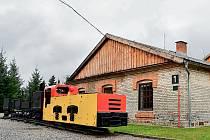 Hornické muzeum v Příbrami.