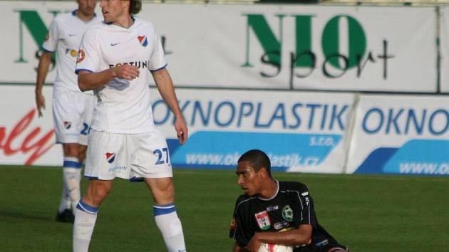 Ondrášovka Cup: Příbram - Ostrava (2:0).