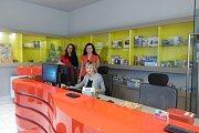 Regionální informační středisko v Sedlčanech se v pondělí 6. listopadu na nové adrese poprvé otevřelo veřejnosti.