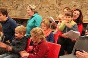 V Chotilsku se koledy zpívaly v muzeu