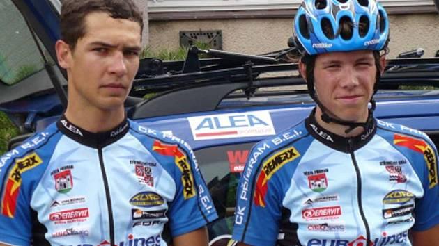 Příbramští cyklisté po dalších závodech.