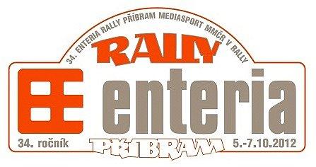 34. ročník Enteria Rally Příbram