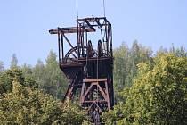 Podle ředitele příbramské pobočky DIAMA Zbyňka Skály se o osud zajímavé těžební věže lidé obávat nemusí.