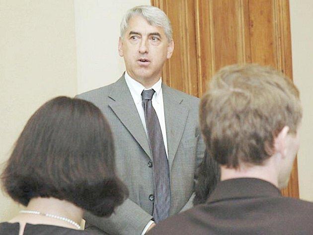 Druhé volební období v křesle starosty v Dobříši započal Jaroslav Melša.