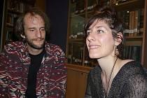 Duo She Owl Jolanda a Demian jsou partnery v muzice i osobním životě.