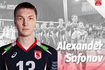 Novou posilou VK Příbram se stal Alexander Safonov.