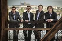 Bennewitzovo kvarteto zahájí Březnické hudební večery.