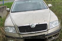 Nehoda u Zadního Poříčí, škoda 50 tisíc korun.