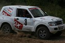 Druhý ročník Cross Country Rally Příbram.