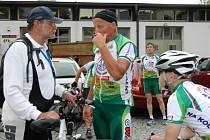Cyklotour Na kole dětem v Rožmitále.
