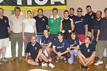 Příbramské barvy na MČR ve stiga hokeji dnes reprezentují hned tři družstva.