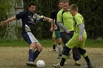 3. liga: VFK A je to! - Viva kamenictví B (5:0).