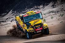Martin Macík zahájil Dakar 2020 pátým místem v úvodní etapě.