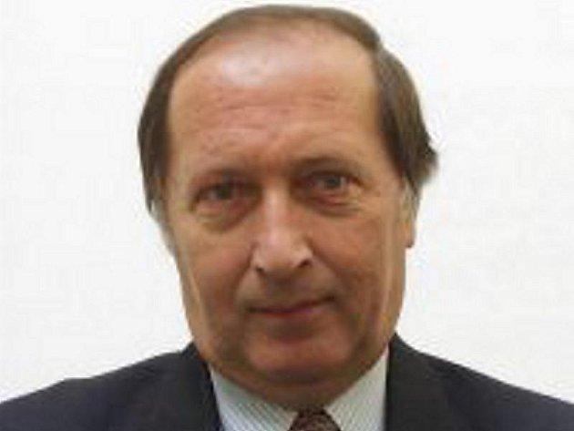 Starosta Sedlčan a senátor Jiří Burian.