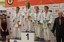 Přeboru České republiky v judu se v Ostravě zúčastnili i zápasníci z Příbrami. Dvojice Ondřej Bodnár a Anna Kubová si dokonce odnesla bronzové medaile.