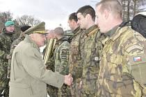 Na letošním 72. výročí se objevil i legendární brigádní generál Miloslav Masopust, přímý účastník bitvy u Jasla.