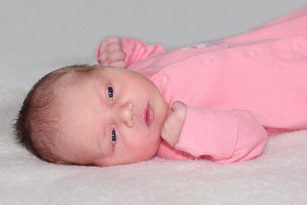 Amélie Boháčová se narodila 21. ledna 2020 v Příbrami. Vážila 3660 g. Doma v Praze ji přivítali maminka Markéta, tatínek Radek a dvouletá sestra Leontýnka.