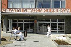 Příbramská nemocnice otevřela nový pavilon.