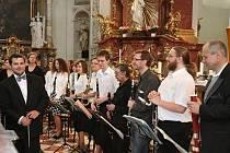 Pražský orchestr Šarbilach.