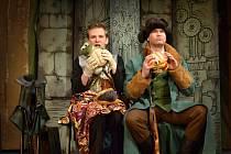Divadlo uvede hru Tajemný hrad v Karpatech.