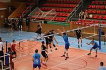Na nedávném turnaji O pohár SZM Příbram skončili volejbalisté třetí.