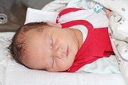 Jakub Bžoch se narodil 3. ledna 2019 s váhou 4,07 kg a mírou 53 cm Ivetě a Miroslavovi z Dobříše.