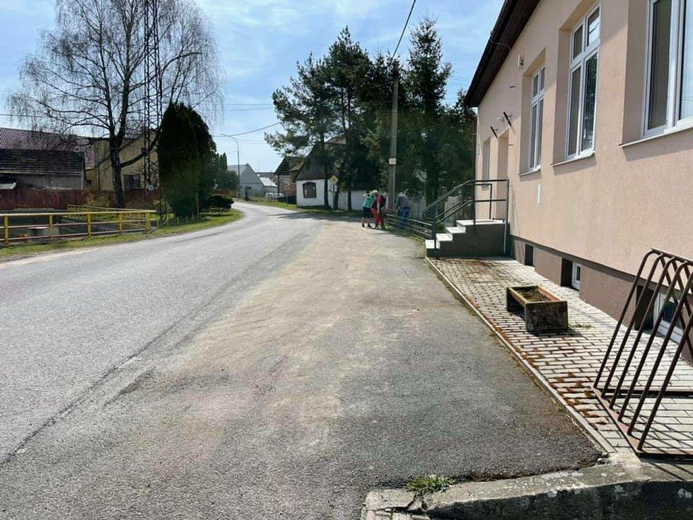 Vedení města Rožmitál pod Třemšínem vychází vstříc požadavkům malých osad.