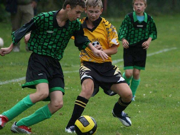 V soutěžích mládeže se bojovalo o další body.