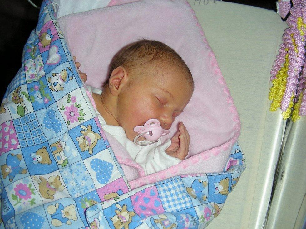 K dvouleté dcerce Zuzance si rodiče Eva a Vašek ze Švastalovy Lhoty pořídili další holčičku a dali jí jméno Alenka. Alenka Poláková prvně pohlédla na svět 11. ledna 2019 v hořovické porodnici.