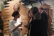 """V Podbrdském muzeu byla koncem října otevřena nová výstava s názvem """" Karel Daniel Gangloff"""", která potrvá až do konce ledna 2020."""