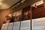 Exponáty v Podbrdském muzeu v Rožmitále pod Třemšínem.