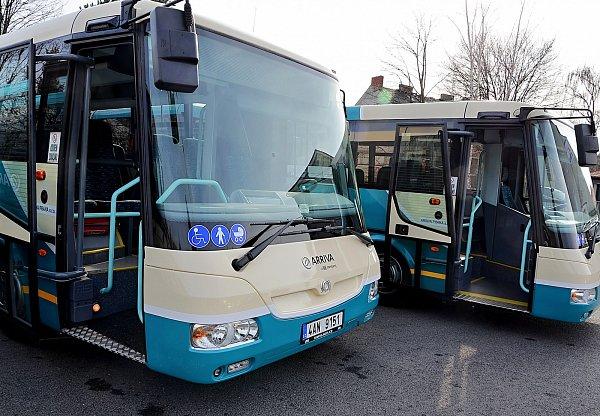 Nové autobusy jsou nejekologičtější vregionu.