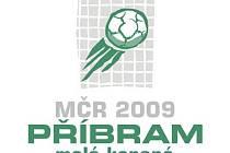 Logo MČR v malé kopané 2009.