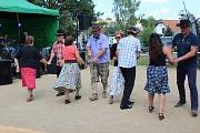 Krásnou sobotu si užili v Kosově Hoře účastníci letošního Kosohorského bodláku.