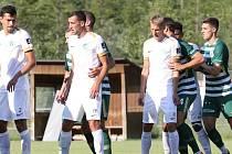 Příbram na soustředění v Rakousku podlehla maďarskému Ferencvárosi 0:3.