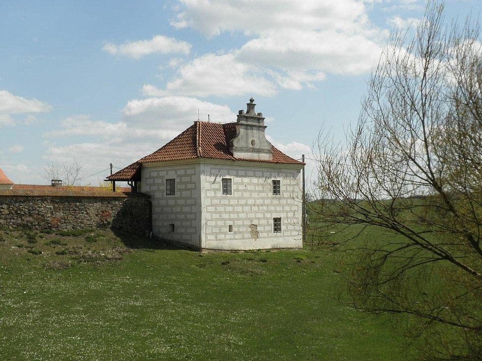 Václav Procházka si udělal výlet do Radíče na Příbramsku.
