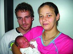 V pátek 26. prosince maminka Jana a tatínek Jan ze Sedlčan poprvé sevřeli v náručí své první děťátko – dcerku Šárku Šťovíčkovou, která v ten den vážila 2,82 kg a měřila 46 cm.