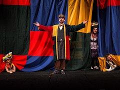 Goldoniáda. Divadlo Antonína Dvořáka Příbram.