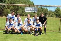 Vítěz turnaje Hospoda Cup 2017.